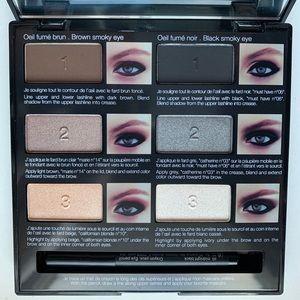Sephora Pro Lesson Smokey Eye Palette